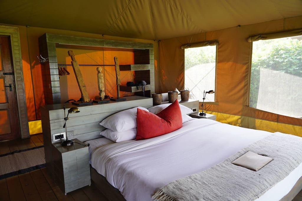ケニアのホテルの予約