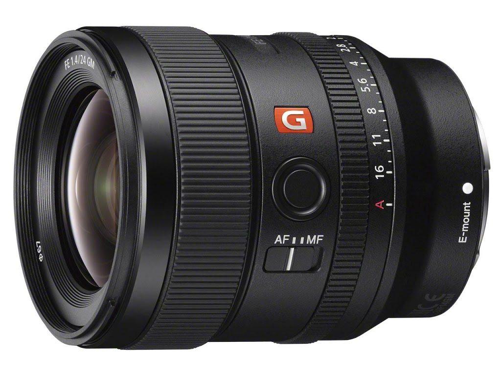 ソニーFE 24mm F1.4 GM