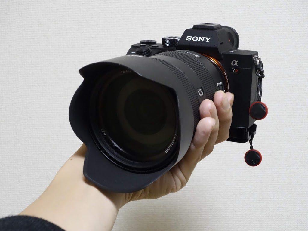 ソニー α7 IIIやα7R IIIで自撮りする方法