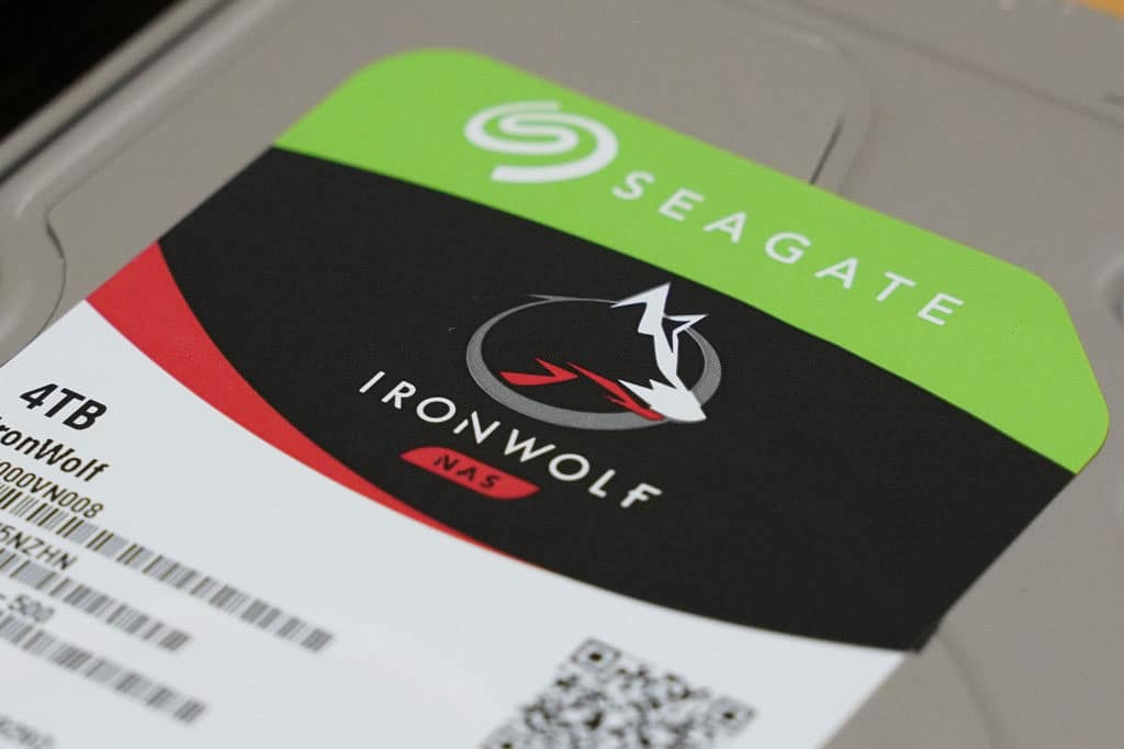 Seagate IronWolfがオススメ
