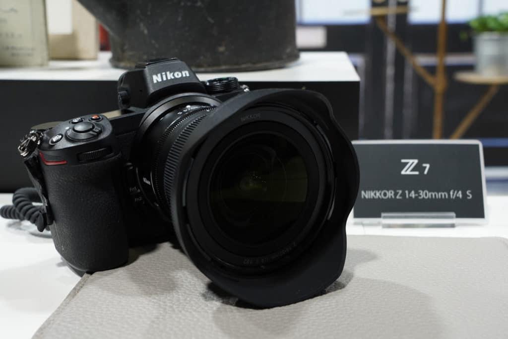 ニコン Z 14-30mm f/4 S