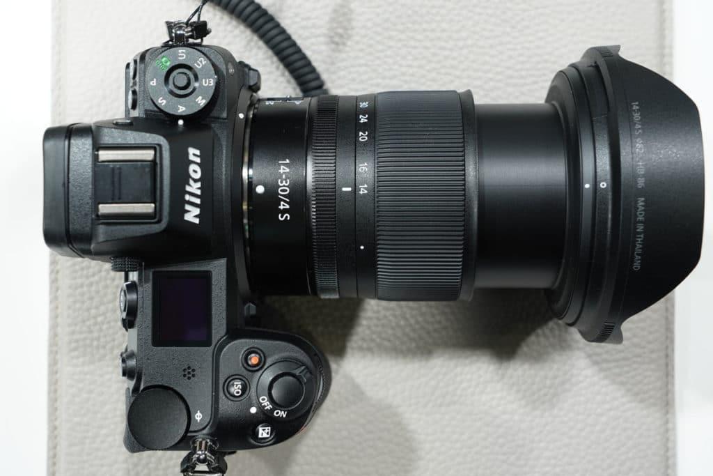ニコン Z 14-30mm f/4 S @14mm