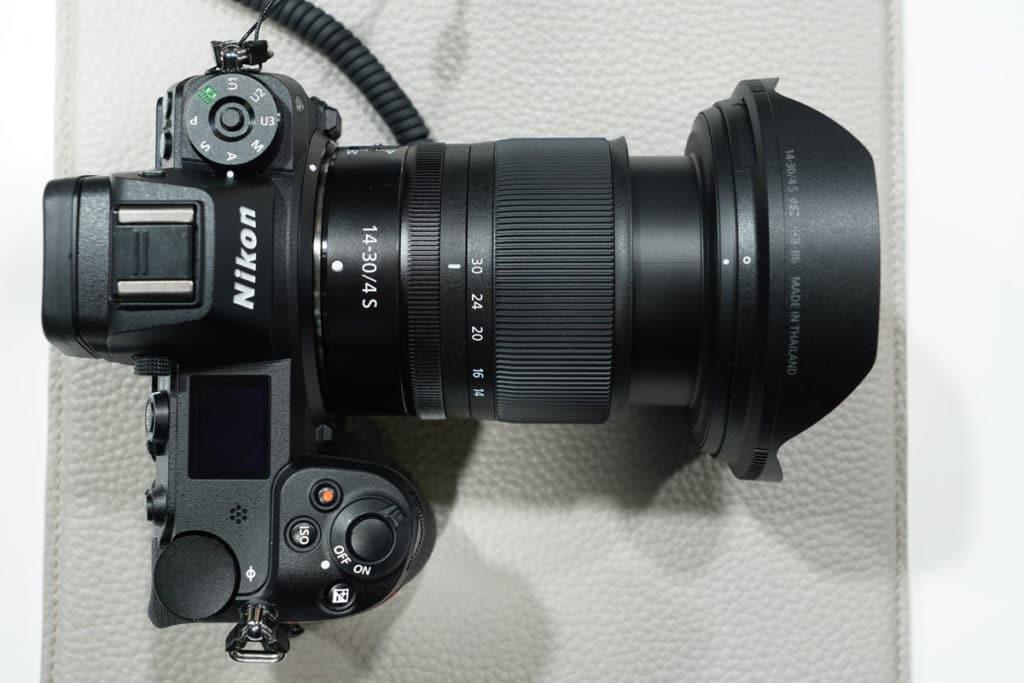 ニコン Z 14-30mm f/4 S @30mm