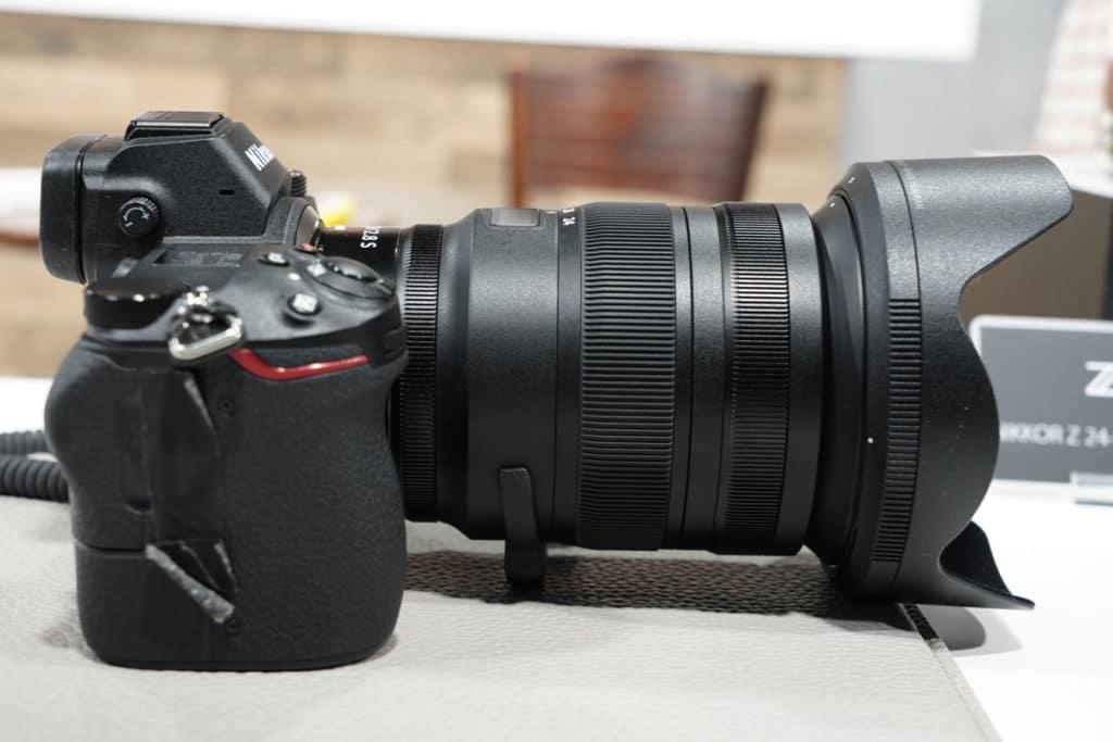 ニコン Z 24-70mm f/2.8 S