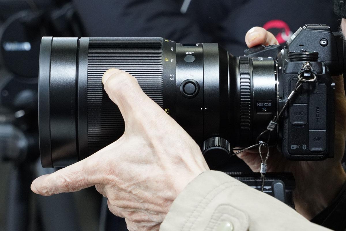 ニコン Z 58mm F/0.95 S Noct