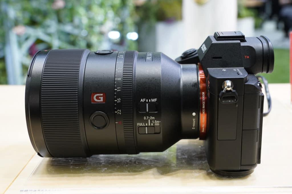 ソニー FE 135mm F1.8 GM