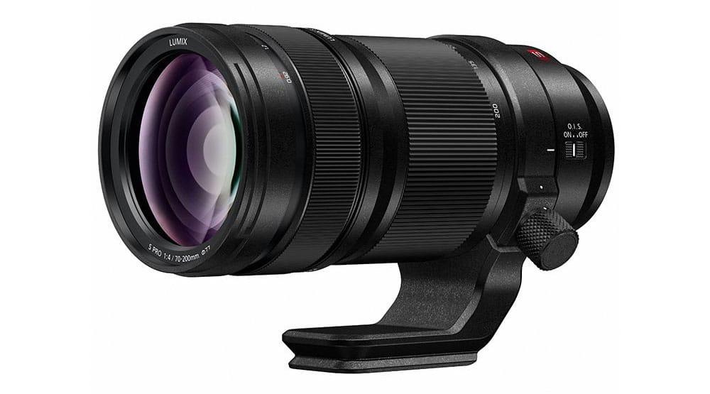パナソニック LUMIX S PRO 70-200mm F4