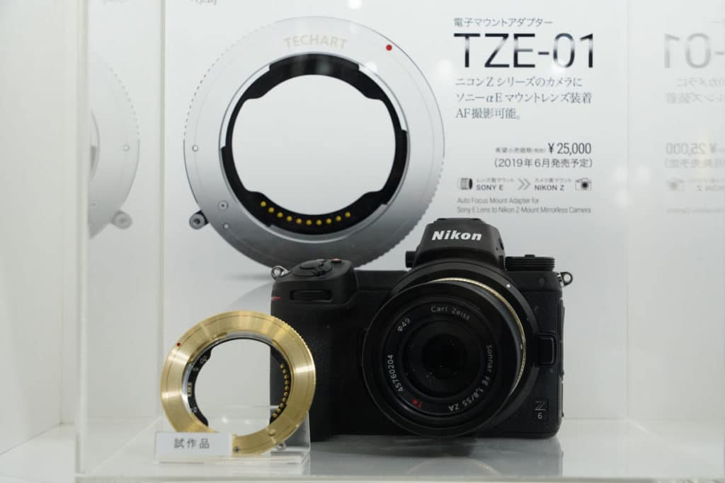 焦点工房 TECHART TZE-01