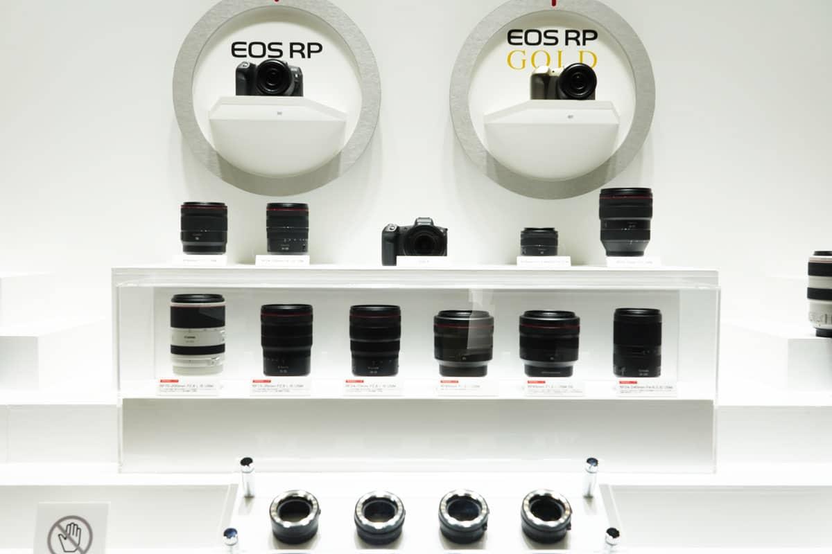 CP+ 2019 キヤノンの見どころはEOS Rシステム