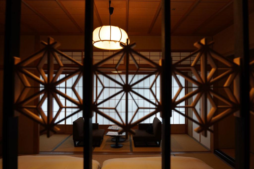 界 日光の部屋