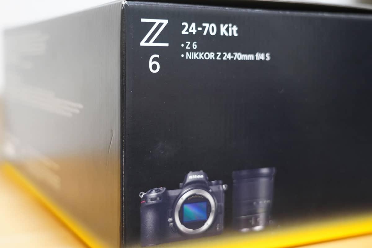 ニコン Z 6