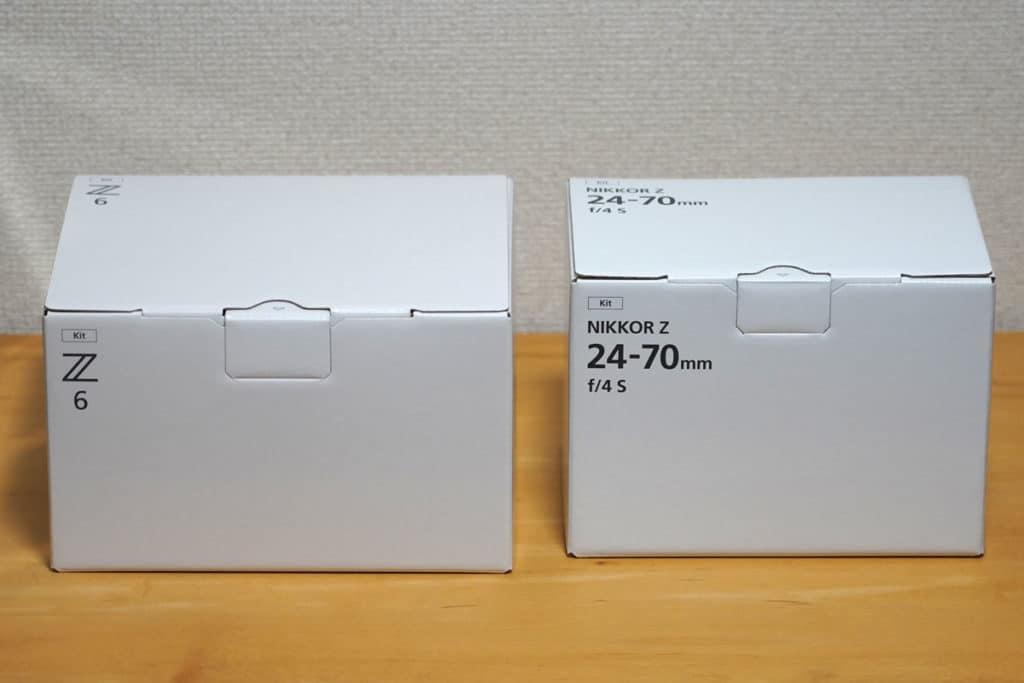 Z 6とNIKKOR Z 24-70mm f/4 S