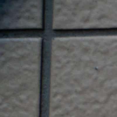 FE 24-105mm F4 G OSS@F4のレンズプロファイルオフ時の四隅